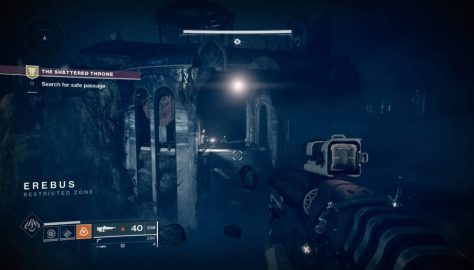 Destiny 2: Forsaken – How To Play 'The Shattered Throne', A Secret Mission With Powerful Engrams | Secrets Guide