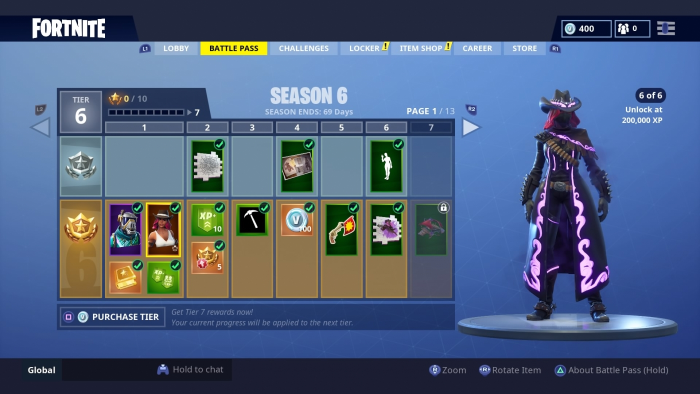 Fortnite Season 6 How To Complete Every Season 6: Everything New In Season 6