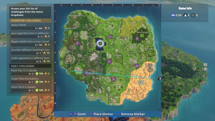 Fortnite Battle Royale Season 6 Weekly Challenges Guide