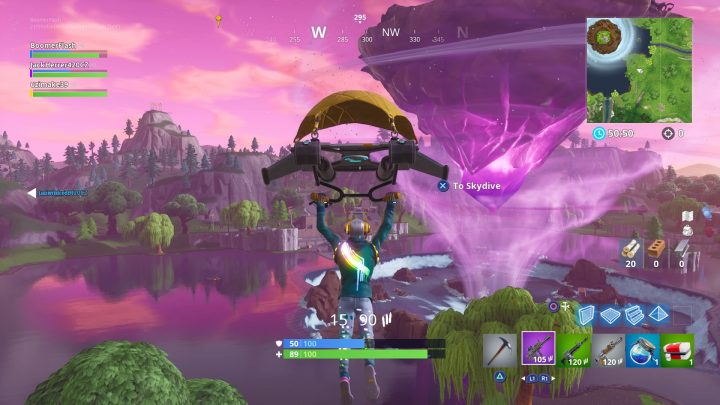 Fortnite Battle Royale Season 6 Hunting Party Challenges Guide