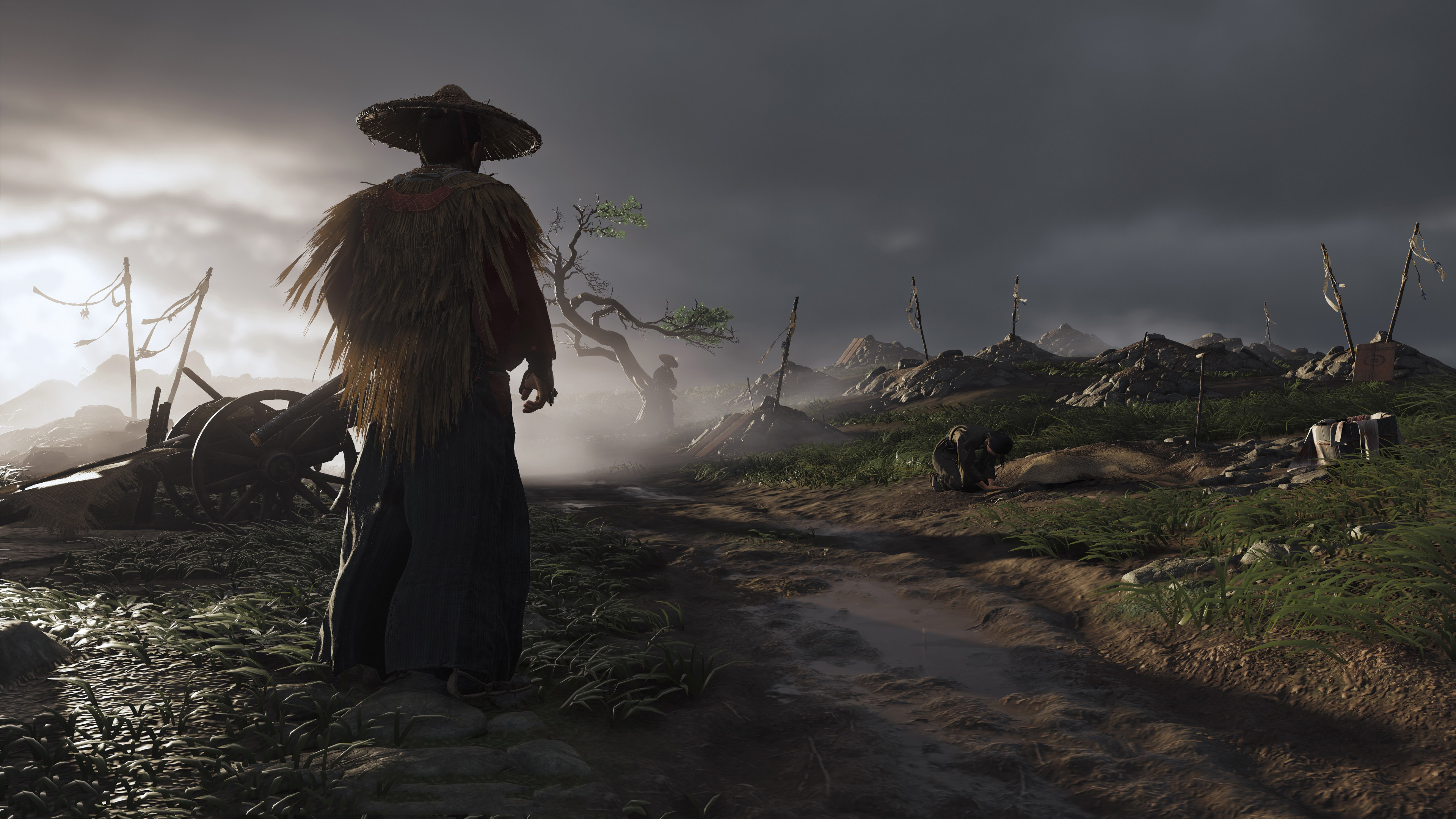 Ghost of Tsushima 4K Wallpaper ...