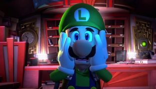 Nintendo Officially Reveals Luigi's Mansion 3