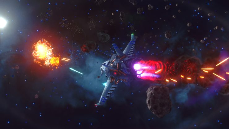 Double Damage Games Announce Rebel Galaxy Outlaw; Coming to PC and Consoles Early 2019