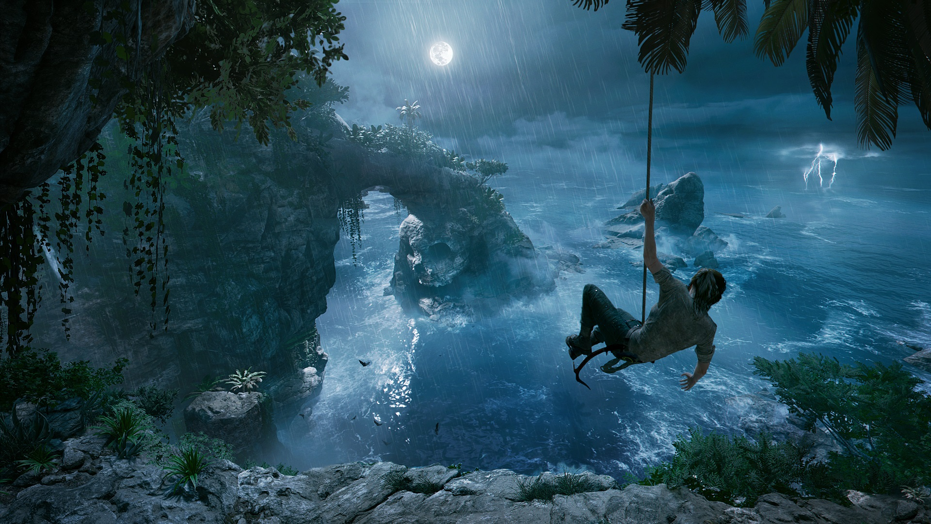 Shadow of the Tomb Raider: PART 1 WHAT DID YOU DO LARA