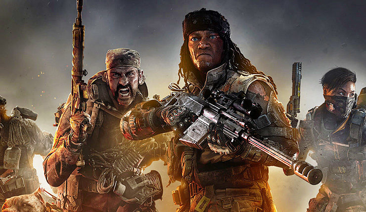 195 Rapid-Fire Questions Answered About Call of Duty's Battle Royale Mode, Blackout; Watch Here