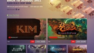 GOG Offers Over 500 Deals With Their Back To School Sale