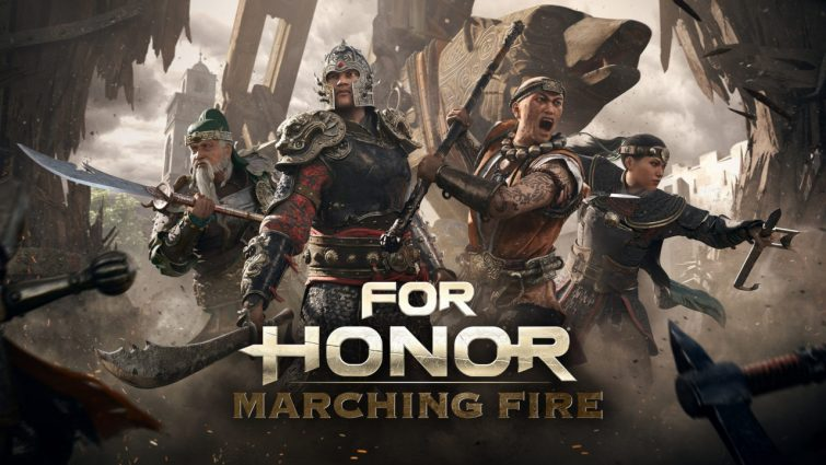 For Honor Marching Fire Expansion Detailed; Free Visual Remaster for the Game Announced