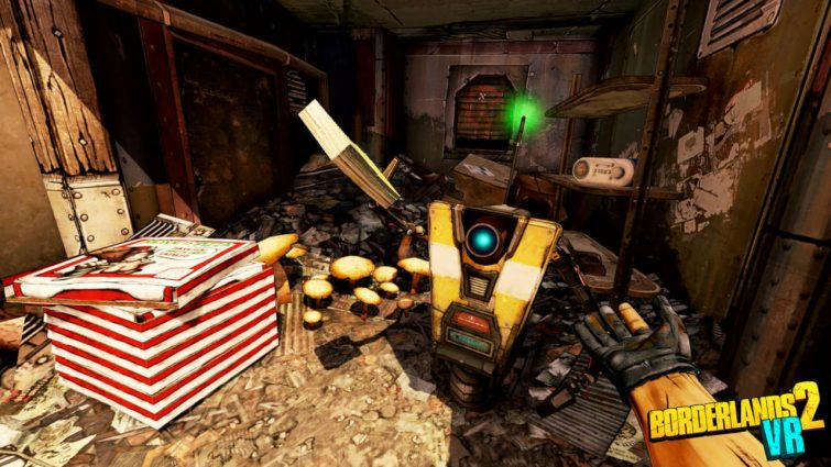 Borderlands 2 VR Announced, New Trailer Debuts; Scheduled to Release This December