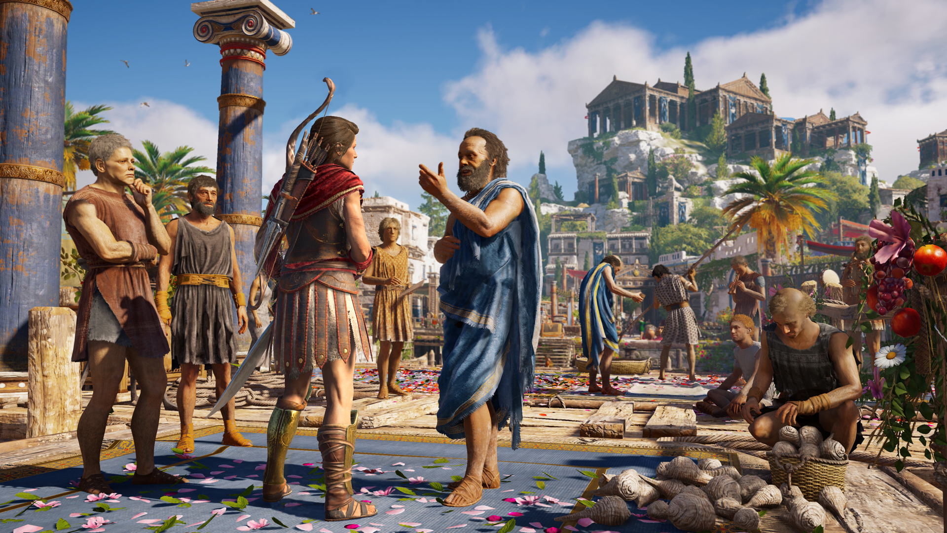 Assassin S Creed Odyssey Xenia Treasure Map Locations Quest