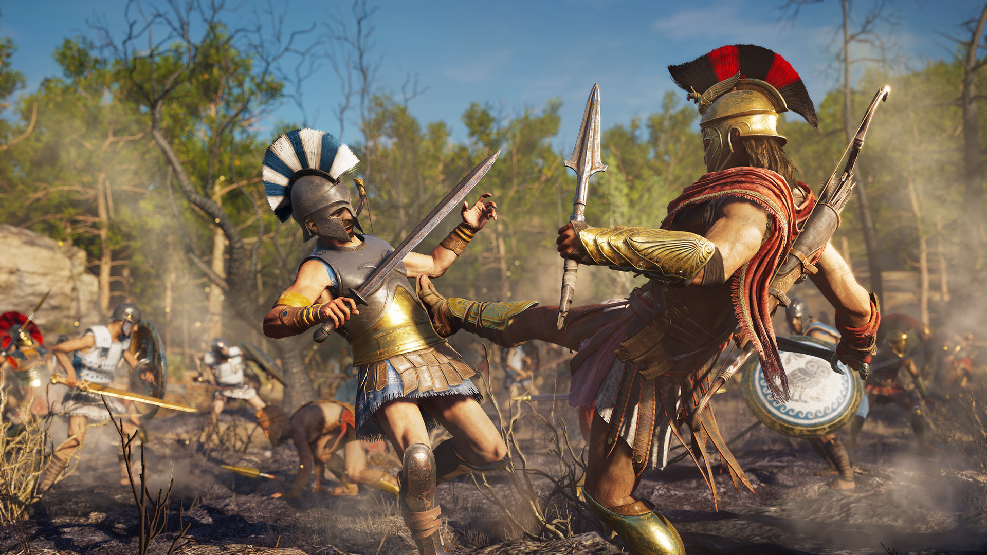 Assassin S Creed Odyssey How To Easily Defeat Legendary Animals