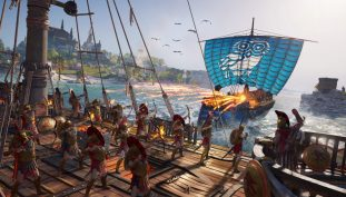 Assassin's Creed: Odyssey – How To Recruit Legendary NPCs & Find Upgrade Tablets | Adrestia Ship Guide