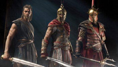 Assassin's Creed: Odyssey – All Legendary Armor Set Locations | Best Gear Guide