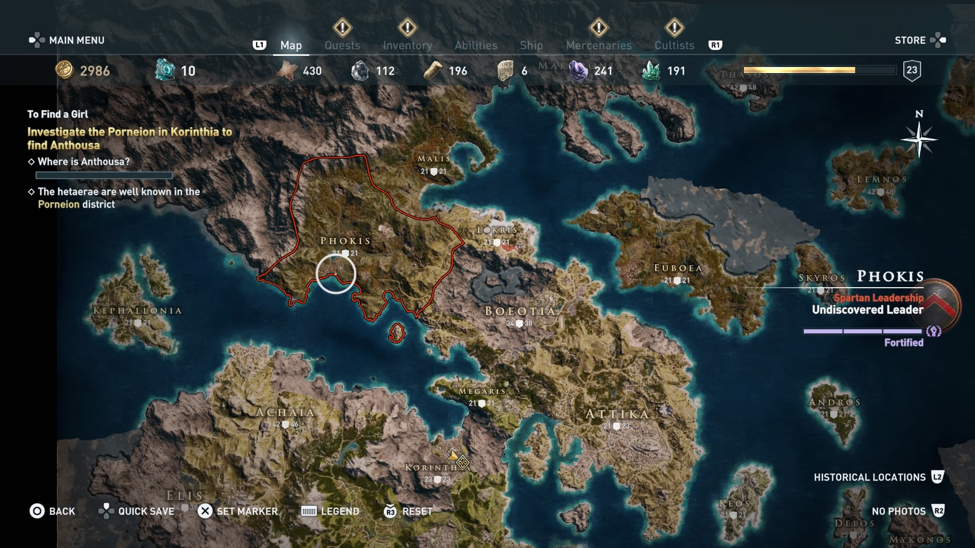 Assassin S Creed Odyssey How To Earn Orichalcum How To Spend