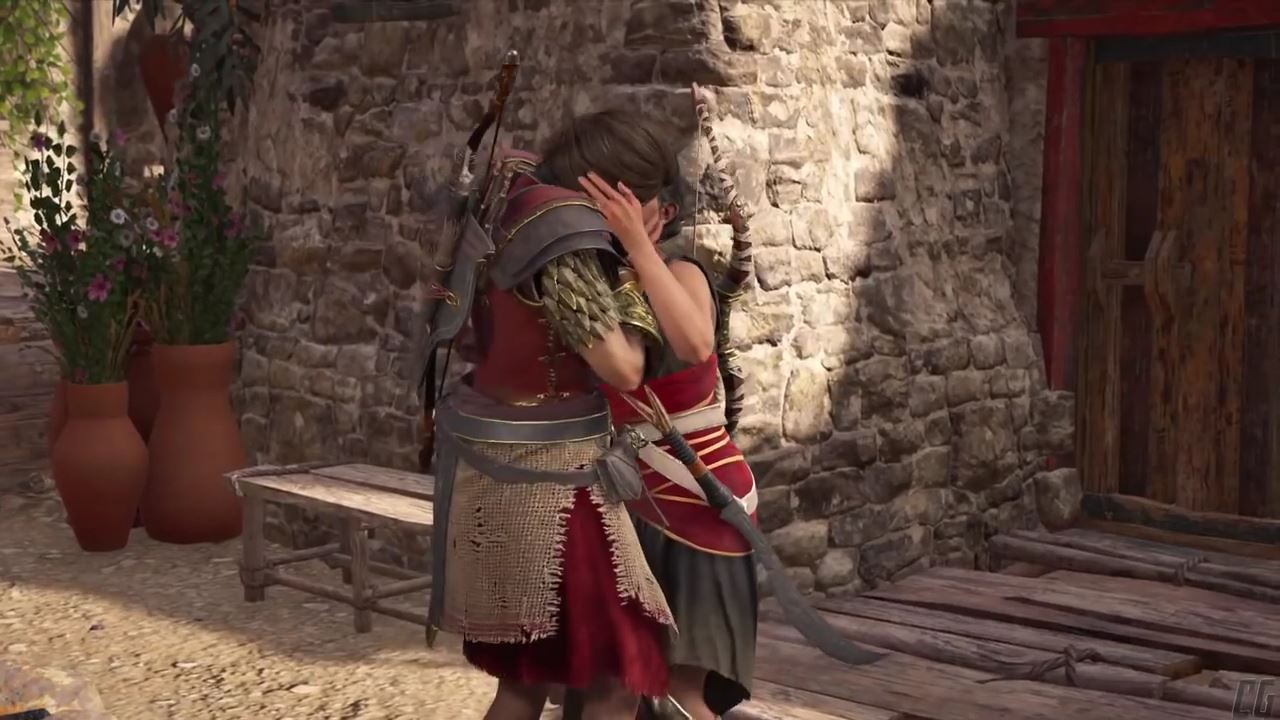 Assassin S Creed Odyssey Romance Options Guide Every