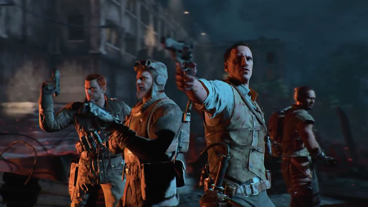 Black Ops 4 Zombies: Blood Of The Dead - How To Get The