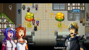 """Crosscode: Unlock """"Improved"""" Voice-Acting, Holiday-Man & More Easter Eggs   Cheat Codes List"""