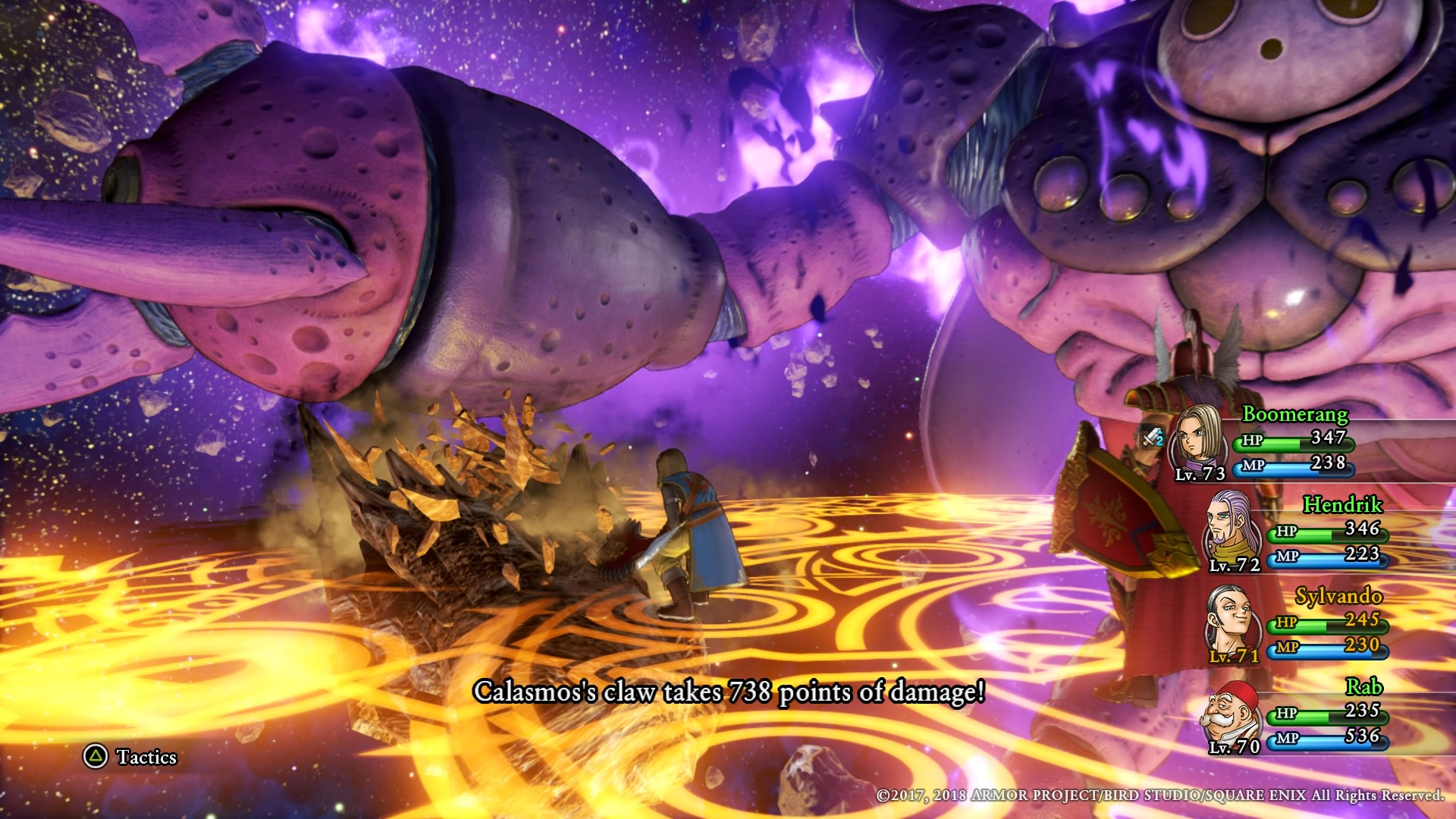 Dragon Quest 11: How To Beat The Ultimate Final Boss