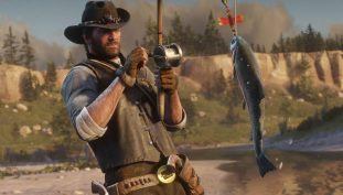 Red Dead Redemption 2: Where To Find The Legendary Fishing Map | Fishing Guide