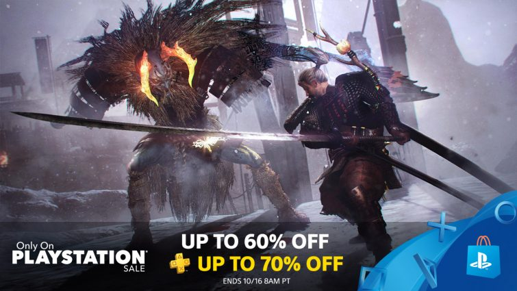 PlayStation Store Sale Announced, Save up to 60% on Exclusives, 70% for PS Plus Members; Full Sale List Detailed
