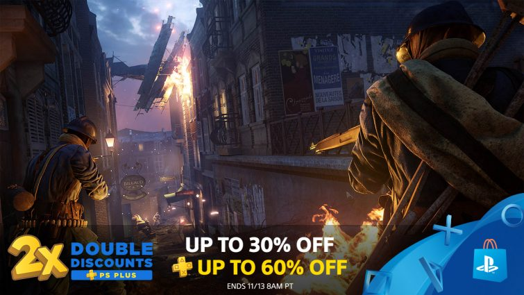 PS Plus Double Discounts Sale Hits PlayStation Store Right Now; Full List of Games Detailed
