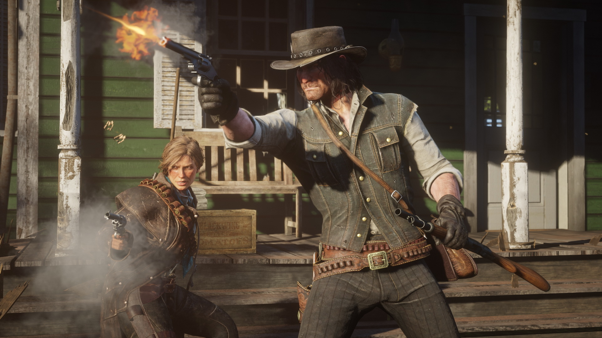 Red Dead Redemption 2: Get Unlimited Ammo, Super Horses