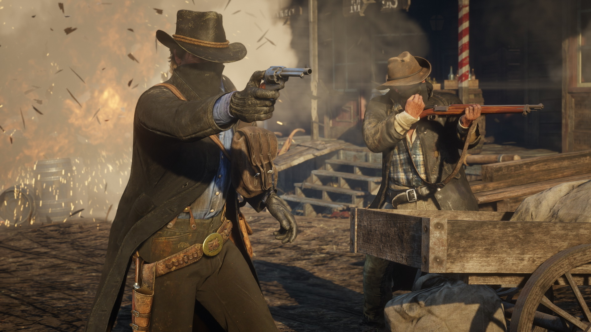 Red Dead Online: All Gang Hideouts Locations | Treasure Maps Drop Guide -  Gameranx