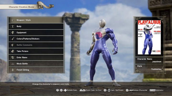 Soulcalibur 6: 30 Amazing Custom Characters You Need To See