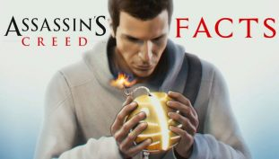 Assassin's Creed: 10 Facts You Probably Didn't Know.