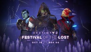 Destiny 2 Halloween Event, Festival of the Lost Showcased in New Trailer; New Guns, Quests, Skins, and Much More Detailed