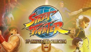 Street Fighter 30th Anniversary Collection Update Features Online, Training Mode and Audio Improvements