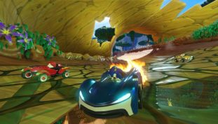 Team Sonic Racing Officially Delayed