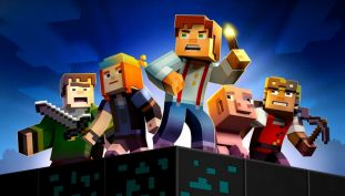 Minecraft: Story Mode Now A Netflix Interactive Game