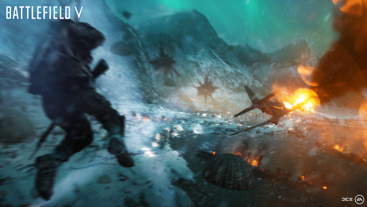 Battlefield V Now Available for PS4, Xbox One, and PC; New Inside Look at Grand Operations Mode