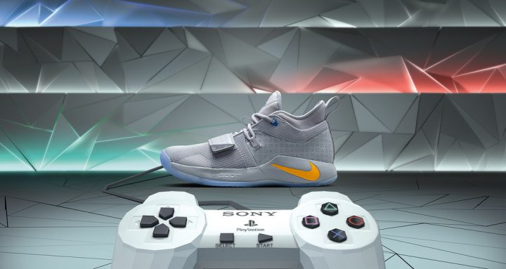 new arrival b8287 cb2e0 Paul George of the Oklahoma Thunder took tot he PlayStation Blog to announce  that he will be partnering up with Nike and PlayStation again for a new ...