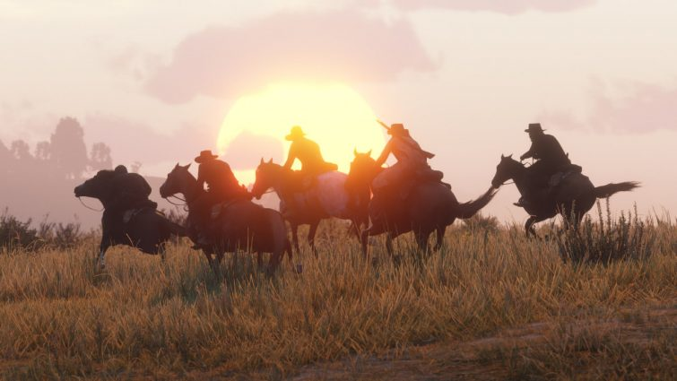 Rockstar Games Details Red Dead Online Modes, PlayStation Exclusives, and More