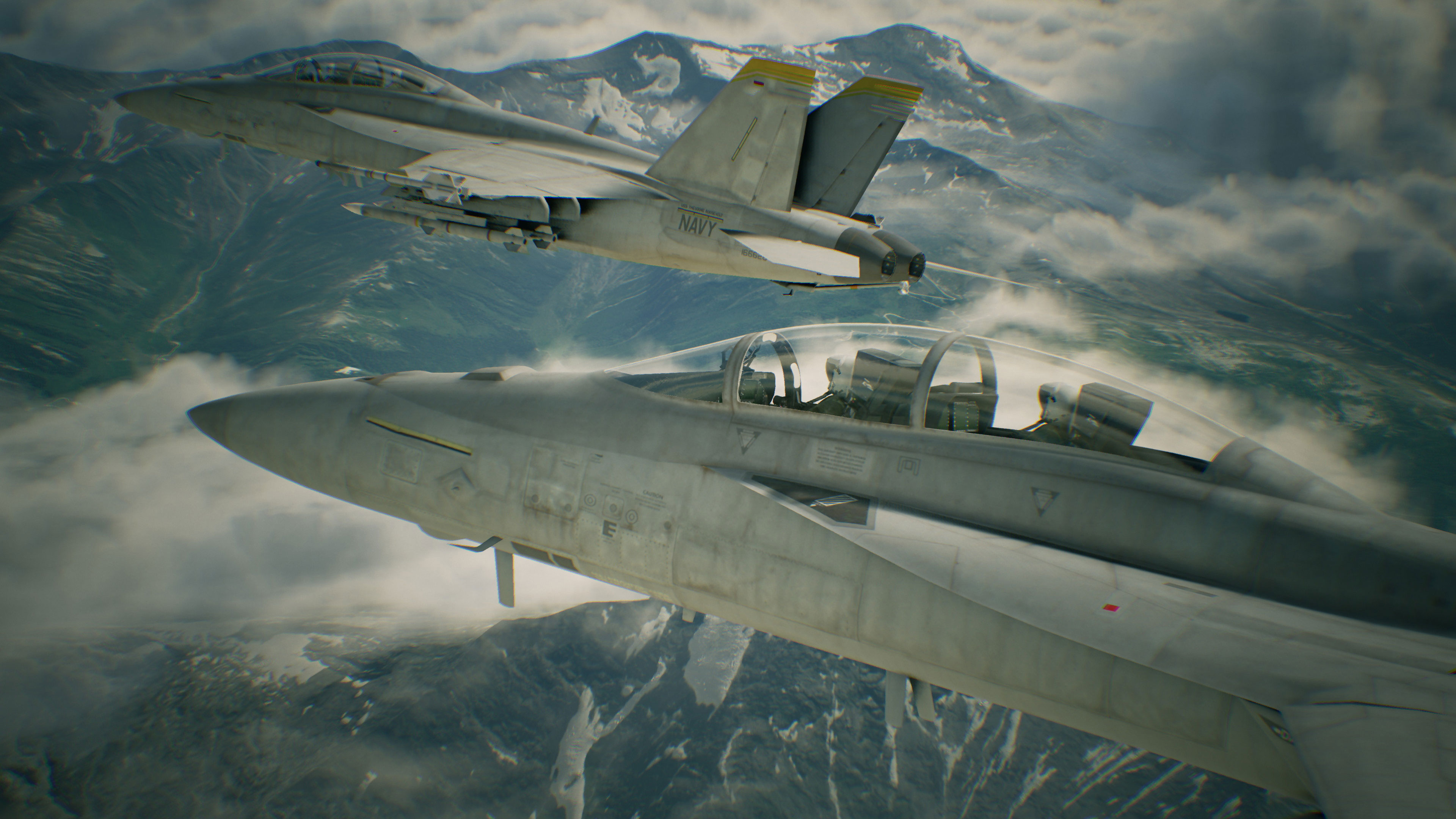 Ace Combat 7: Skies Unknown Wallpapers in Ultra HD | 4K