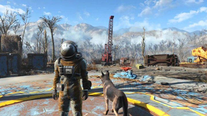Fallout 76: How To Find A Hazmat Suit For Perfect Radiation