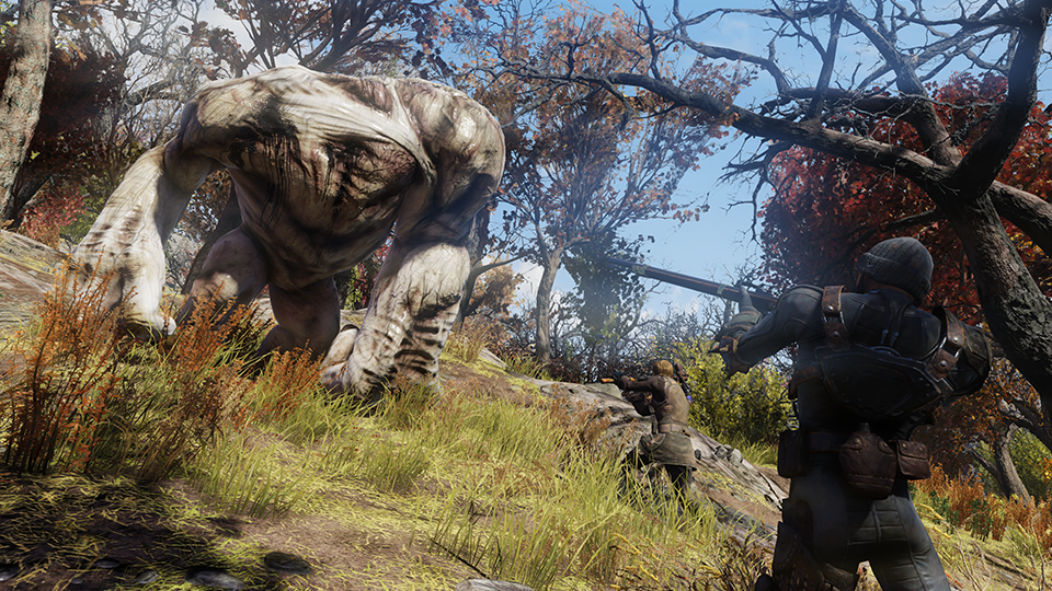 Fallout 7: How To Find Every Cryptid Monster   Wendigo, Mothman