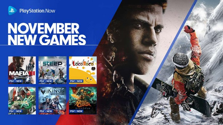 "PSNow Adds New ""Collection"" Feature to Streaming Service; Mafia 3 and Steep Headline New Games Addition"