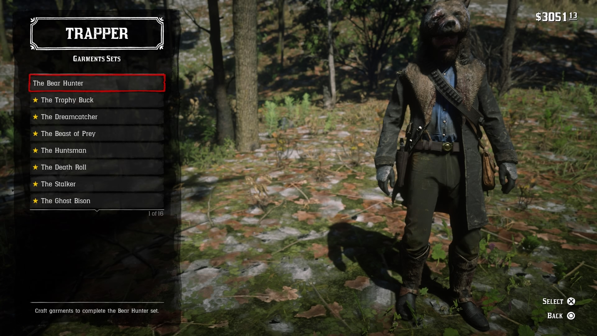 Red Dead Redemption 2 Breakdown Of Every Unique Trapper Outfit