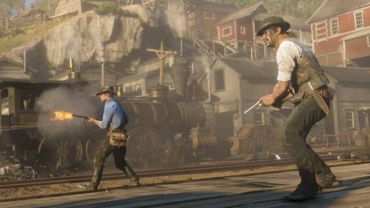 Red Dead Redemption 2 Update Fixes Missing Companions in