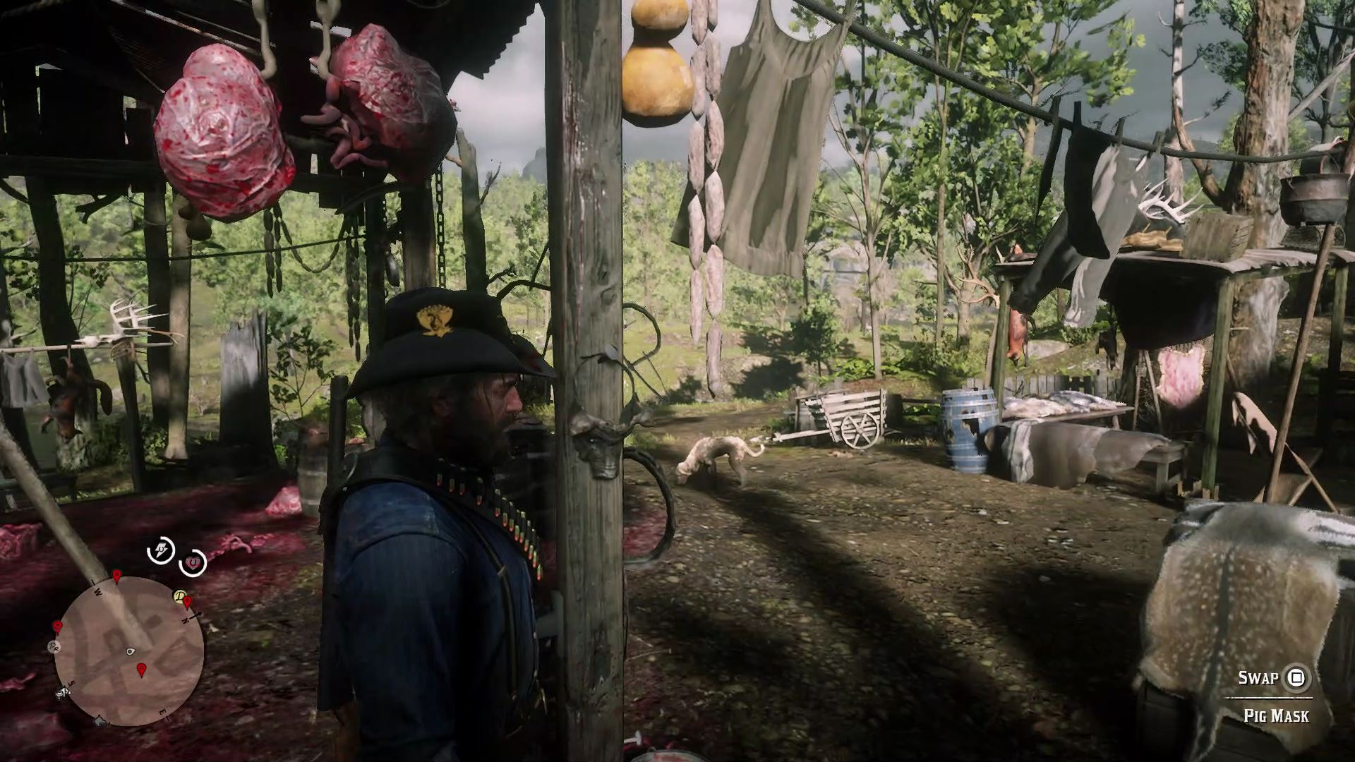 Red Dead Redemption 2: Unique Hats Locations | Secret