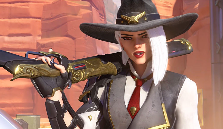 "New Animated Overwatch Short ""Reunion"" Introduces New Character Ashe; New Gameplay Trailer Released As Well"