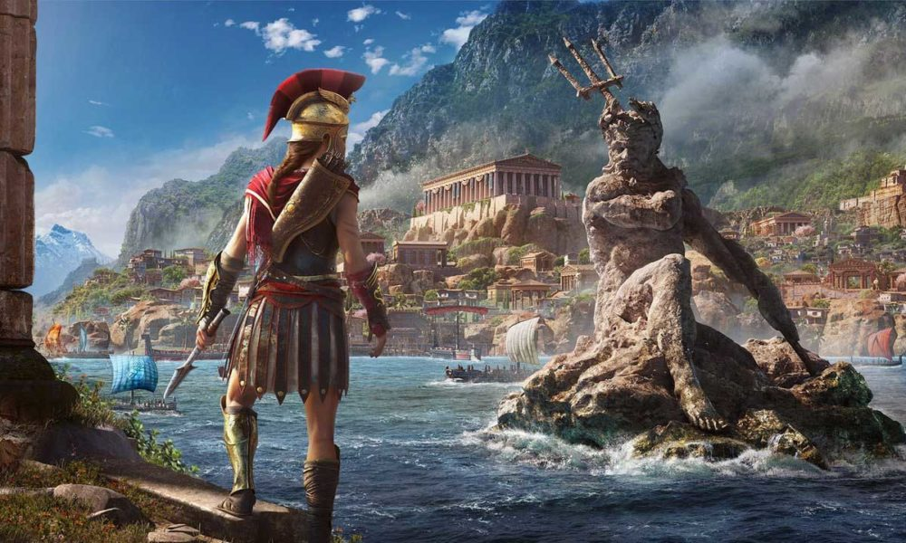 Latest Assassin's Creed: Odyssey Update Brings The Lost Tales of Greece, New Fixes, and More