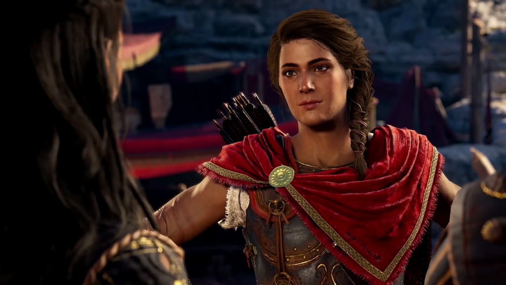 Assassin's Creed Odyssey Major January Update Content ...