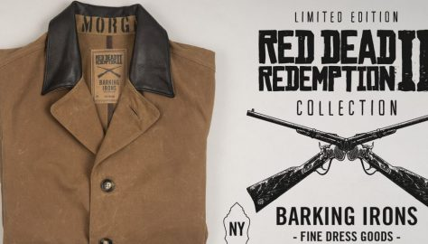 Rockstar Games Launches Official Red Dead Redemption 2 Clothing Line