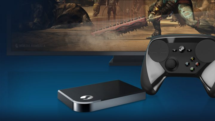 setting up steam link