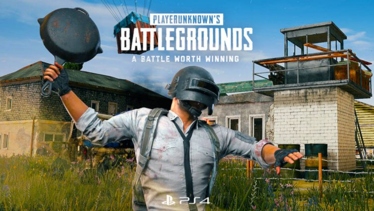 Player Unknown's Battleground Set to Release This Week, PlayStation-Exclusive In-Game Gift Announced