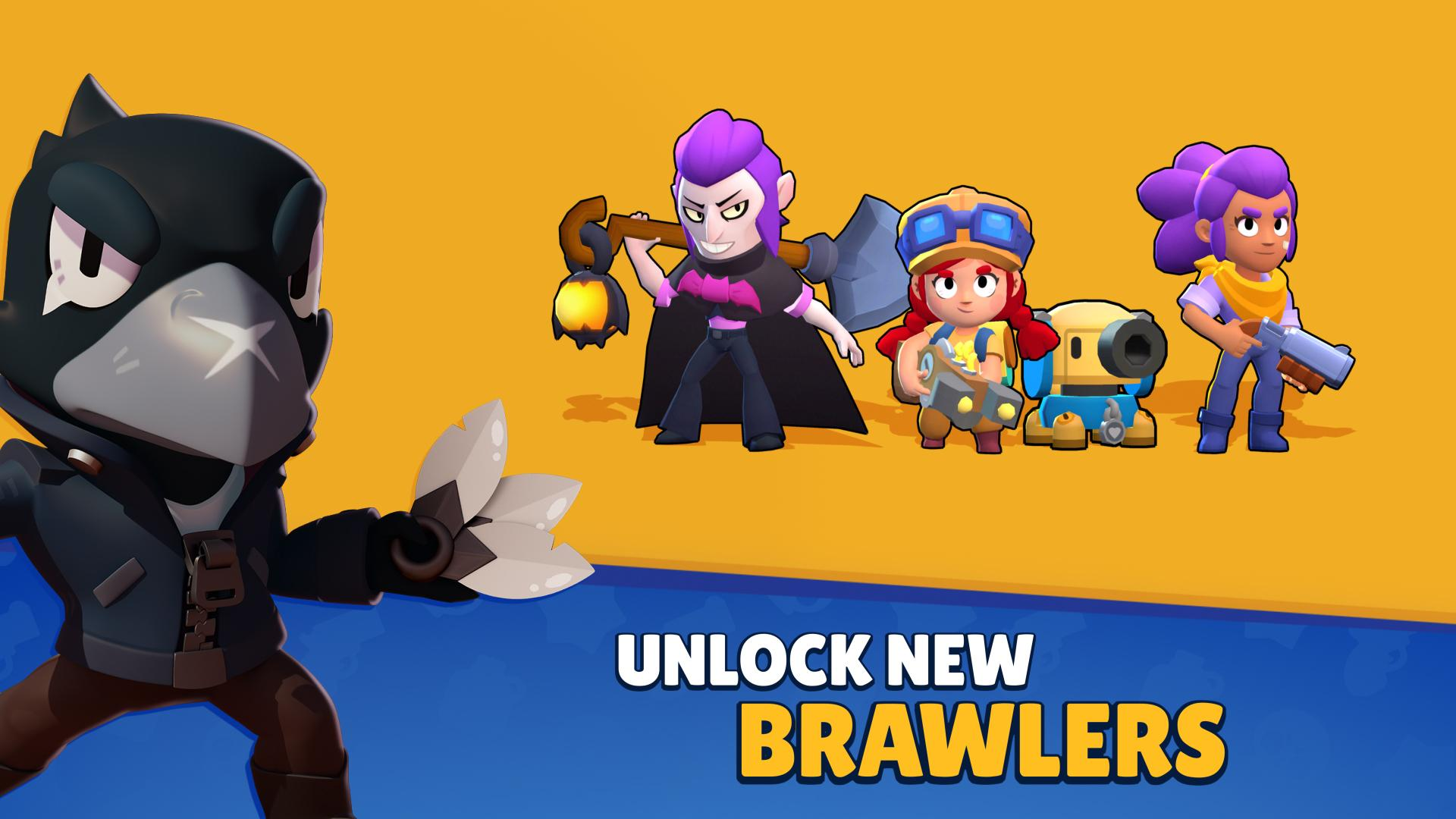 Brawl Stars How To Pick The Best Brawler For You All Brawlers