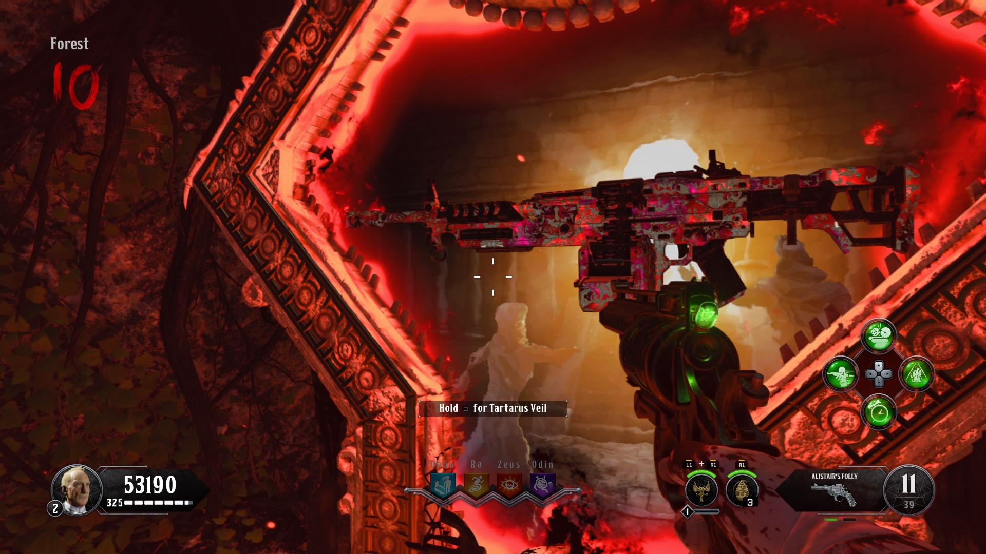 Black ops 4 zombies maps